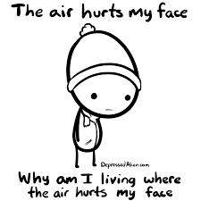 air hurts