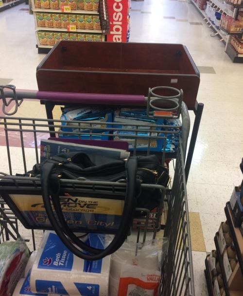 cashier break