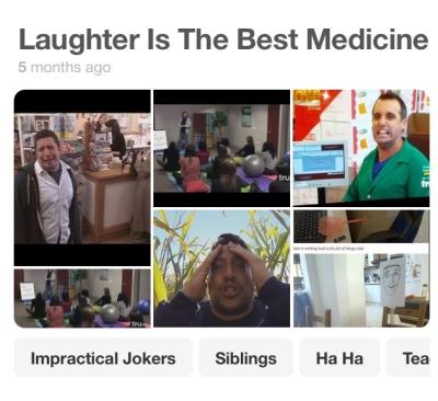 Pinterest Laughter