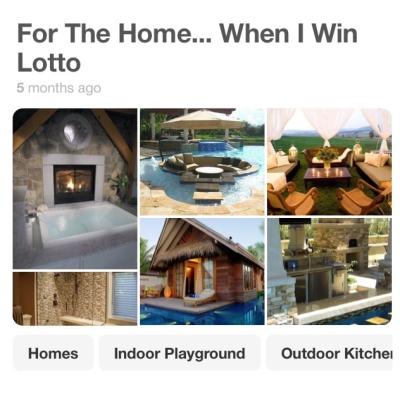 Pinterest Lotto