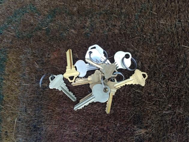 window keys