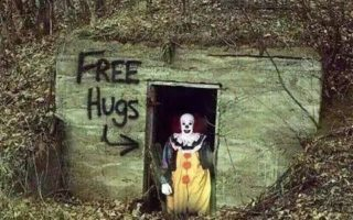 Quit Clowning Around