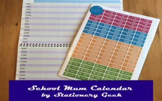 Fantastic Finds- School Mum Calendar