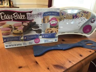 (Not So) Easy Bake Oven